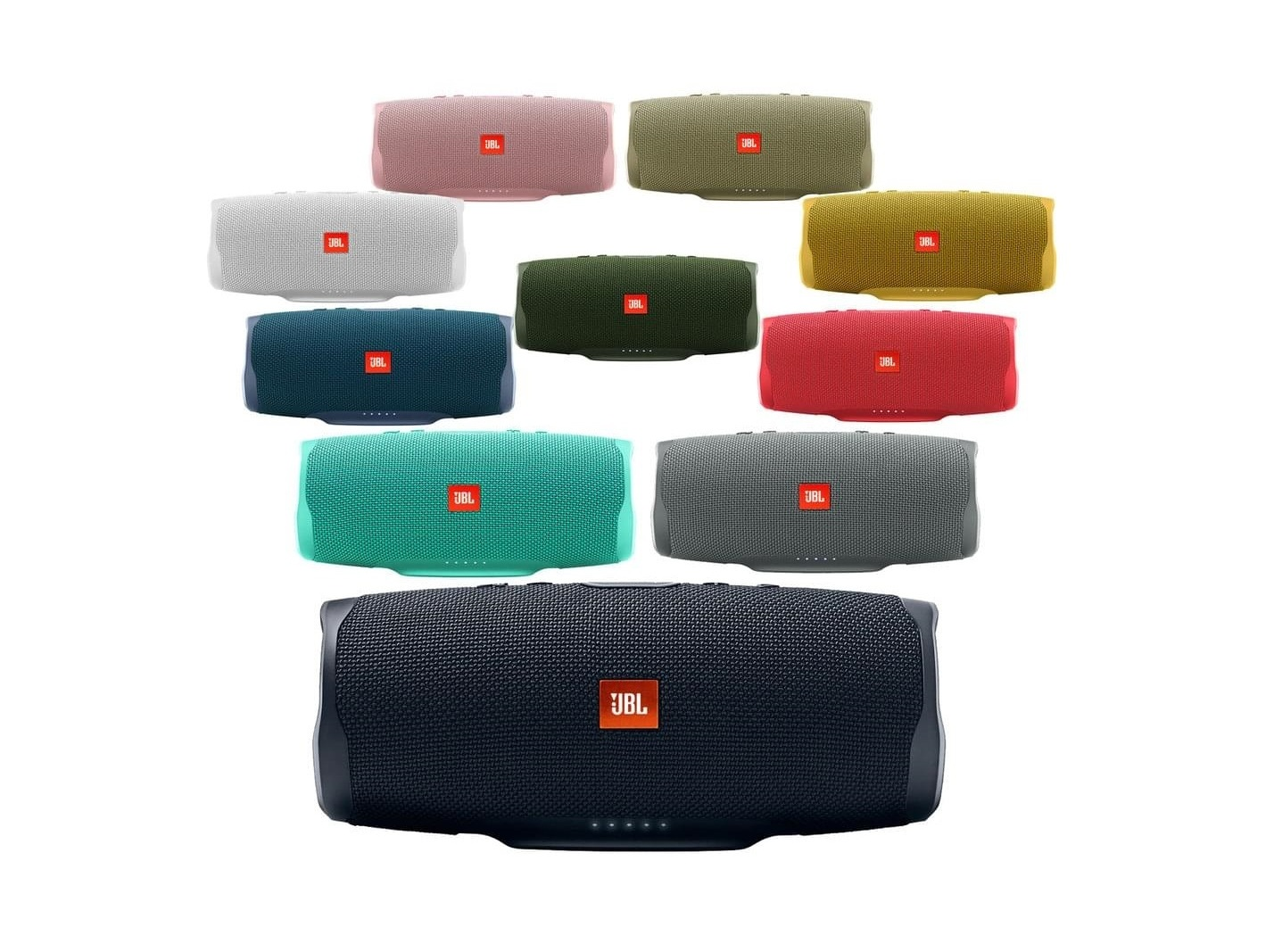 "<span style=""font-weight: bold;"">JBL Charge 4 </span><br>"